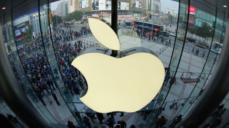 苹果公司处于美中贸易争端下一阶段的最前沿