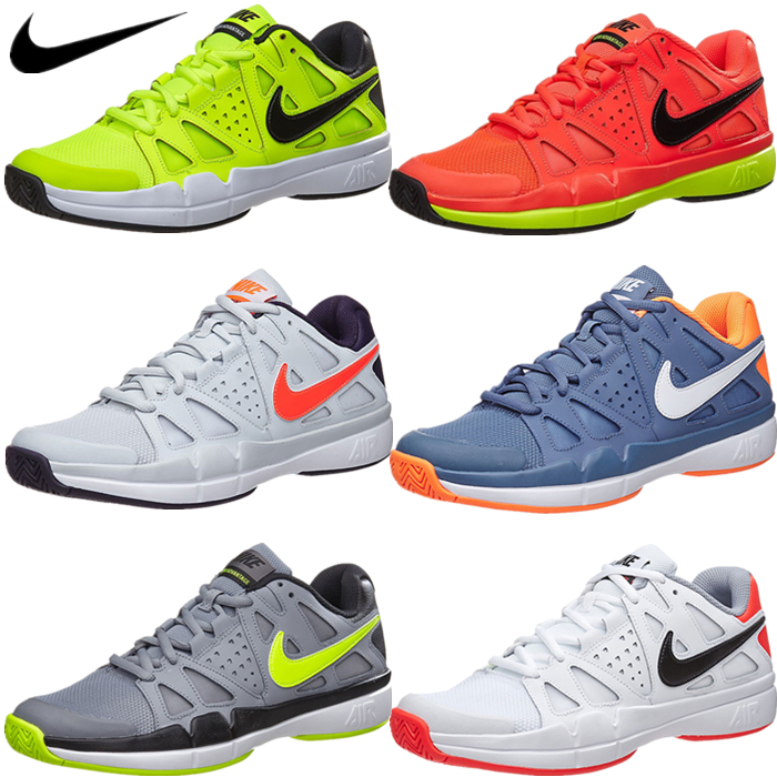 f2b29fff149 Nike Tennis shoes Male Federer professional authentic 2017 new damping  wear-resistant sneakers 599359