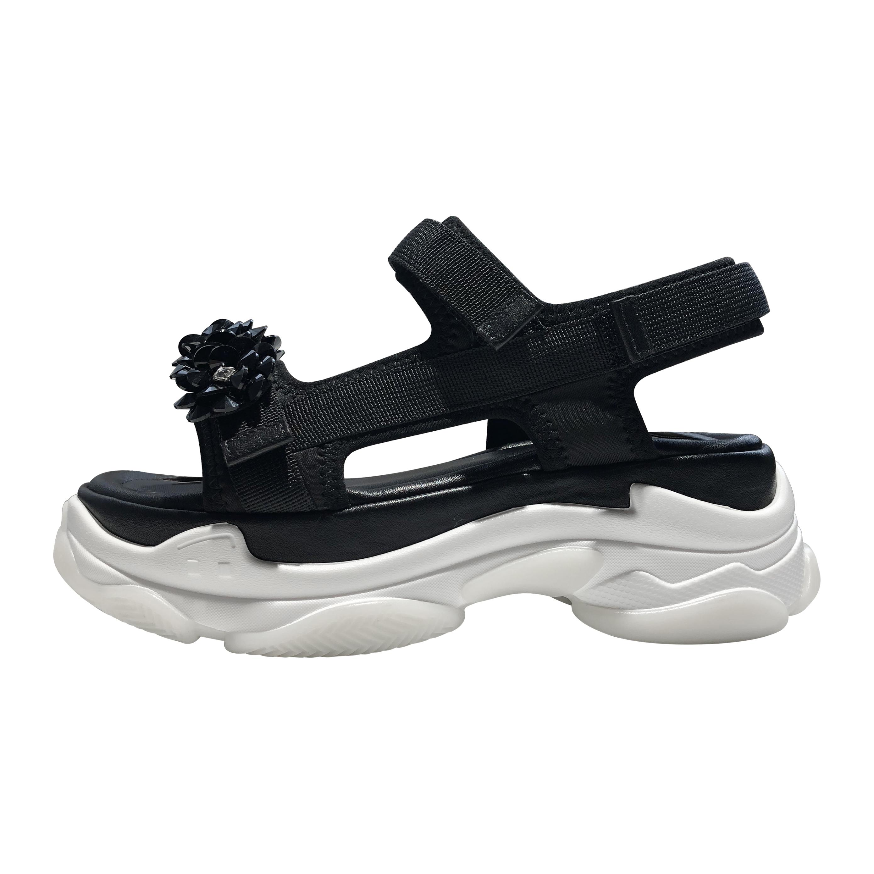 夏日凉鞋,小仙女可是要从头美到脚 服装 第10张