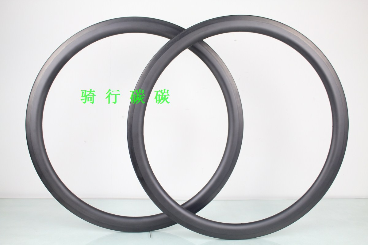 Riding Carbon Fly Direct Fiber Fat Circle 45c Opening 700c Road Car Dead Flywheel Ring Wheel Group