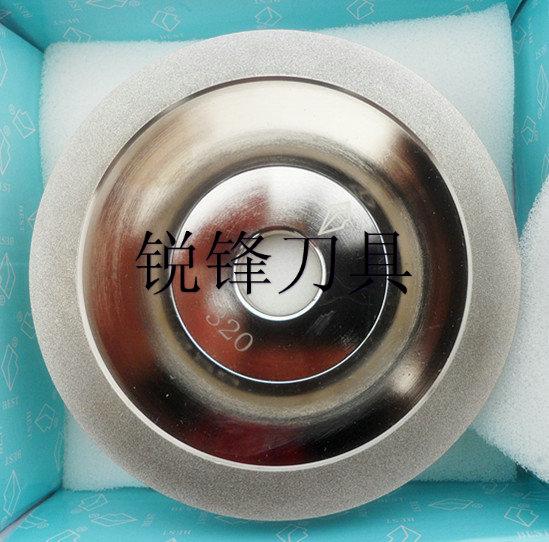 Чаша тип сплав шлифовальный круг / братья машина оснащена модель / мельница долото шлифовальный круг (150-200-240-320)