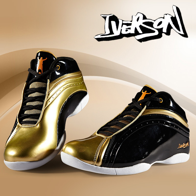 Allen Iverson Shoes With Diamonds