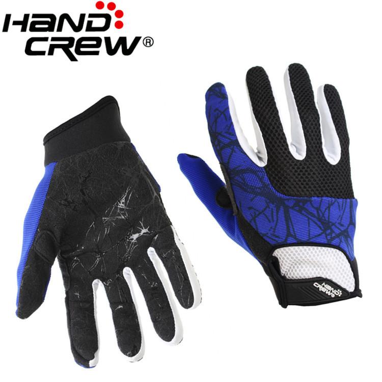 韩国原单 户外手套全指登山手套男款 冬季保暖手套防滑运动手套