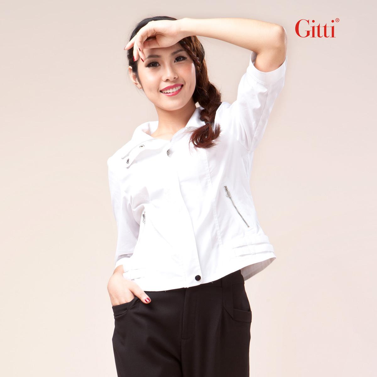 Короткая куртка Gitti bm5407