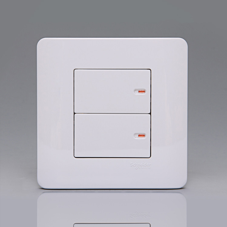 Usd 1607 Schneider Light Switch Socket 16a Double Single Control