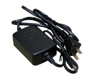 Комплектующие для сигнализации Камеры видеонаблюдения блок питания 12В 1А импульсный источник питания два-провод электропитания выделенного электропитания 1000ма