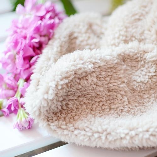 Аксессуары для шитья Мягкие ягнят шерсти ягнят шерсть M серый белый свитер в мочевом пузыре и др.