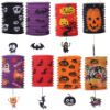 28g Halloween props decorative paper lanterns cartoon organ lantern layout Halloween haunted house bar dress up