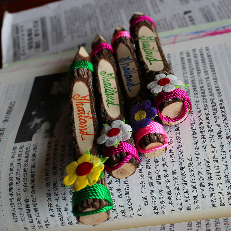 Usd 4 24 Thailand Specialty Gifts Travel Souvenirs Kids Gifts Logs