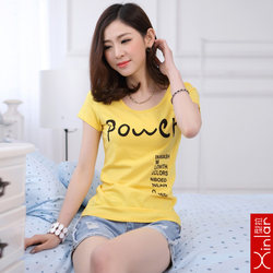 2021 new summer t-shirt women's short-sleeved Korean version of pure cotton all-match top clothes slim and thin half-sleeved t-shirt trend