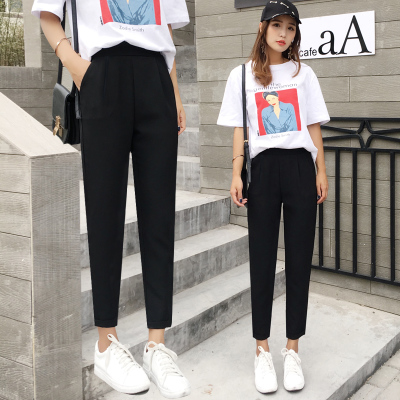 taobao agent 2020 Xia Xinzheng, the foot female Xia Jidong snake waist is all-match thin and nine points