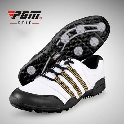 XZ020 golf shoes men's high-grade sports shoes waterproof non-slip Japanese style