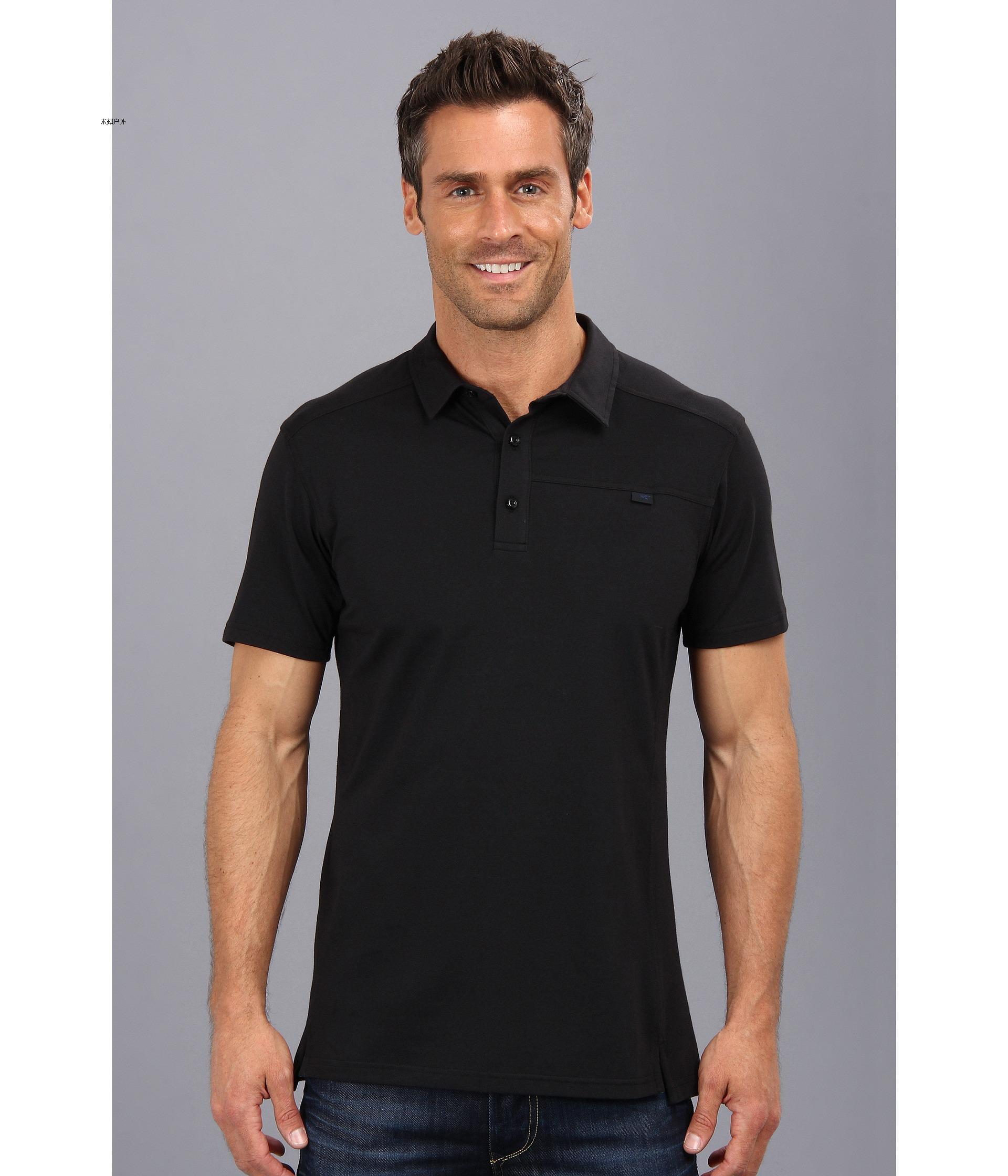 7debae87 Arc'teryx Archaeopteryx Captive Polo SS classic Polo shirt quick-dry  compassionate 14450