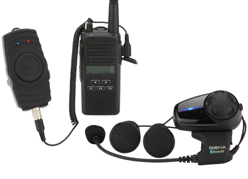 SENA Senna SR10 Bluetooth walkie-talkie adapter 20S10C10S