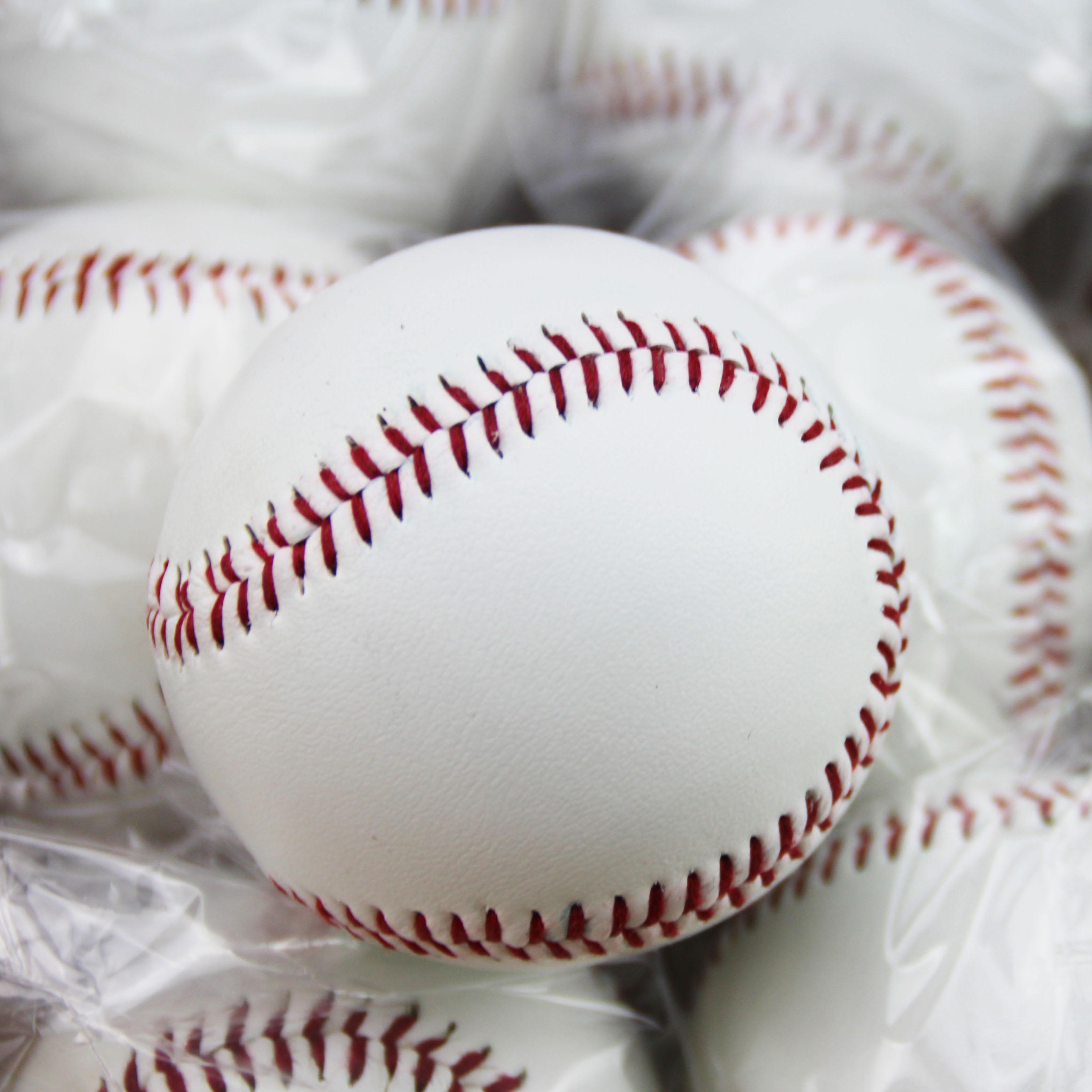 Шить 9 количество мягкий стиль бейсбол RAWLINGS PVC жесткий стиль мяч завод из зазор себестоимости продавать