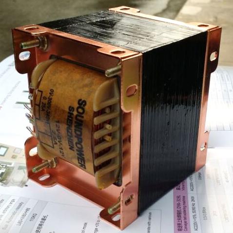 前级定制120W单端电源胆机变压器专业数据牛可来电源定做
