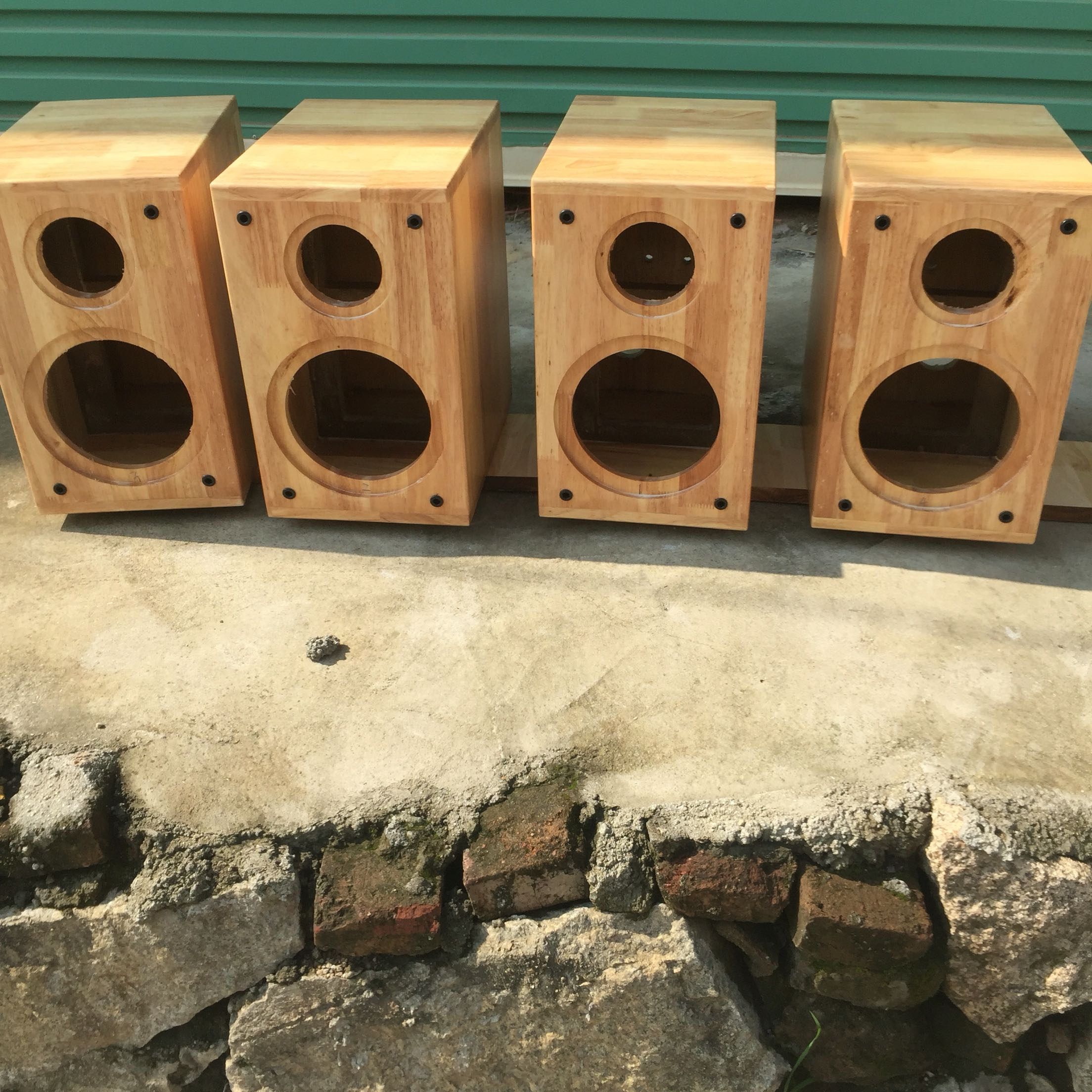 Hi-Fi акустика Longbao Court