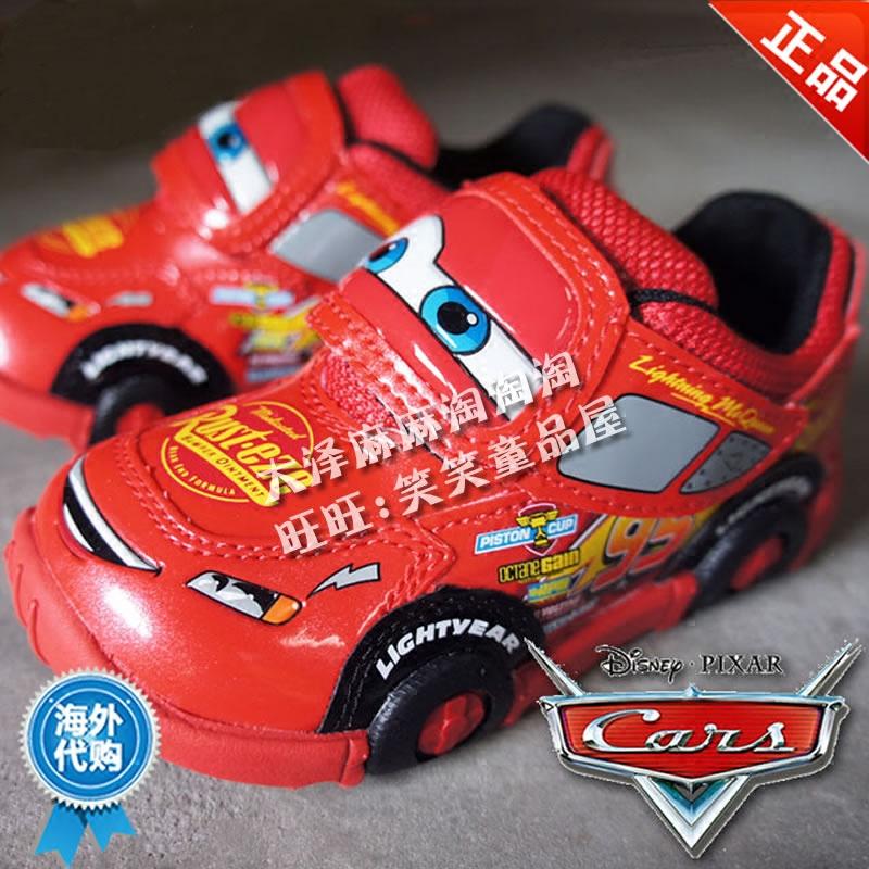 Япония день мыть подлинный гоночный автомобиль всеобщая мобилизация молния mcqueen маккуин moonstar на звезды мужчина движение обувь
