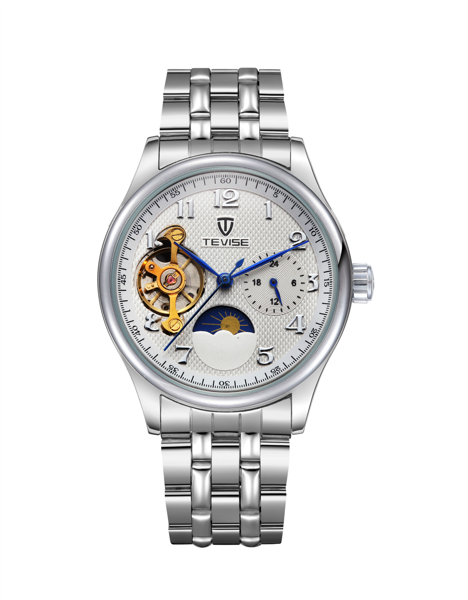 海外正品代购直邮 因维克塔 Invicta 14213 透明男士自动机械手表