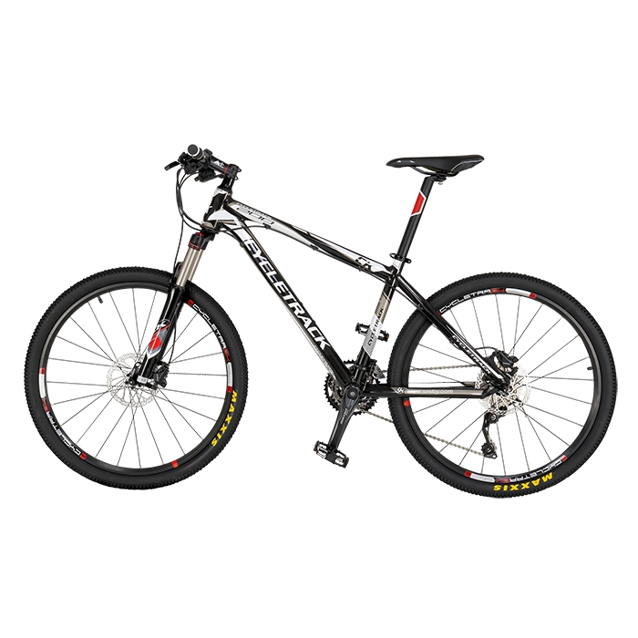 CYCLETRACK Riding Track CK 200 30 Speed Double Disc Brake 26 Inch 6061  Aluminum Alloy