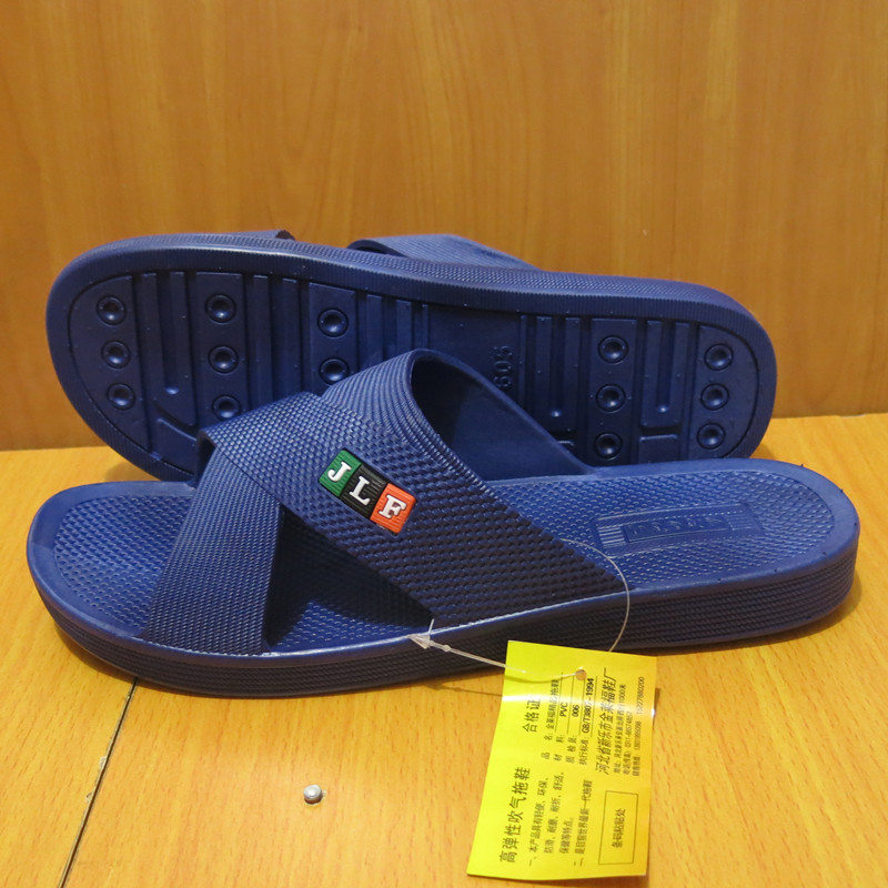 Сланцы Бесплатная доставка новые продукты для того чтобы увеличить количество мужские тапочки дома противоскользящим очень большой размер сандалии 45 46 47 48 код мужские тапочки
