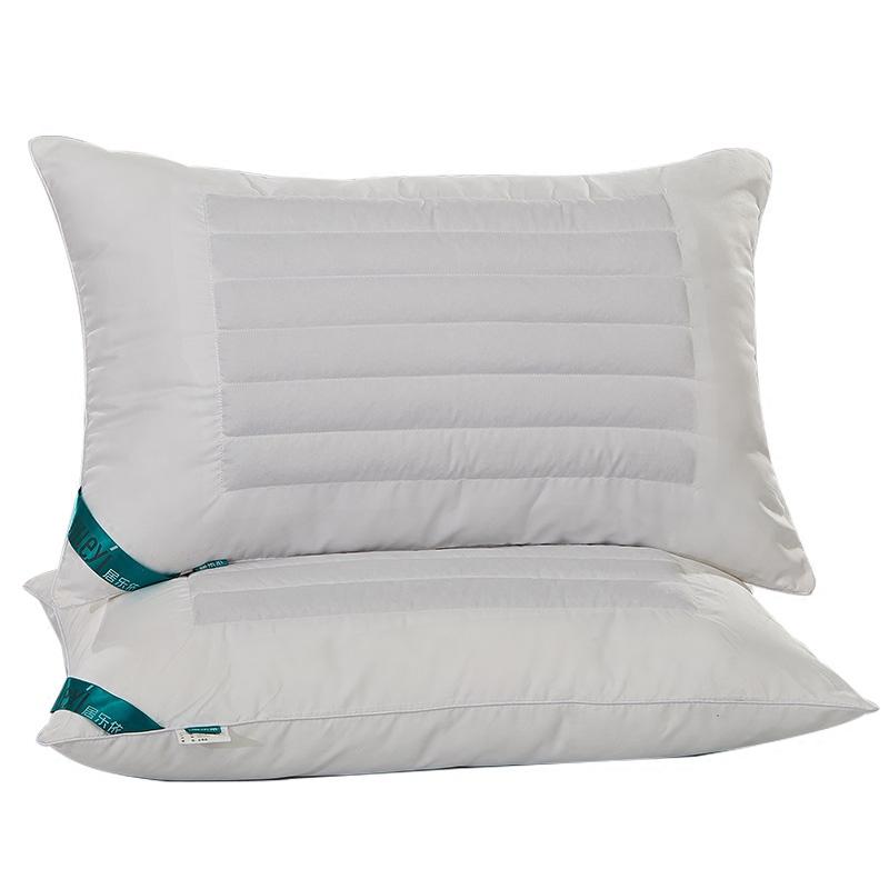天天特价【 两只减十元】成人护颈枕头芯决明子荞麦负离子单只装