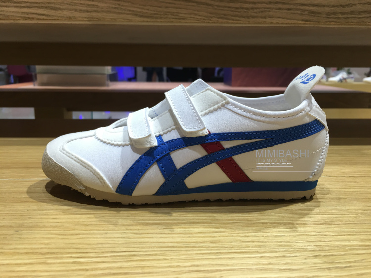 the best attitude a0e86 4e531 Onitsuka Tiger sneakers casual sneakers Velcro C4D5Y-0143