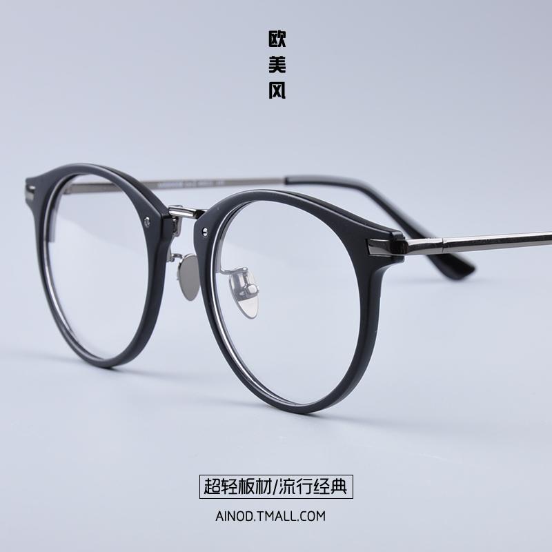 Specs Frames For Round Face For Men