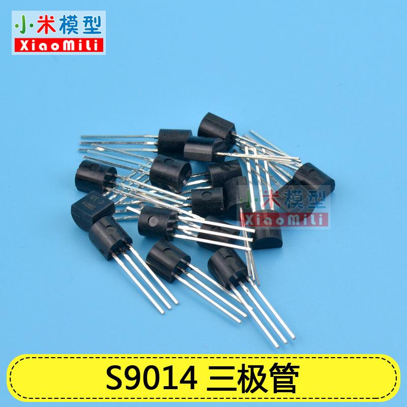 USD 4.08] S9014 transistor NPN switch amplifier circuit DIY ...