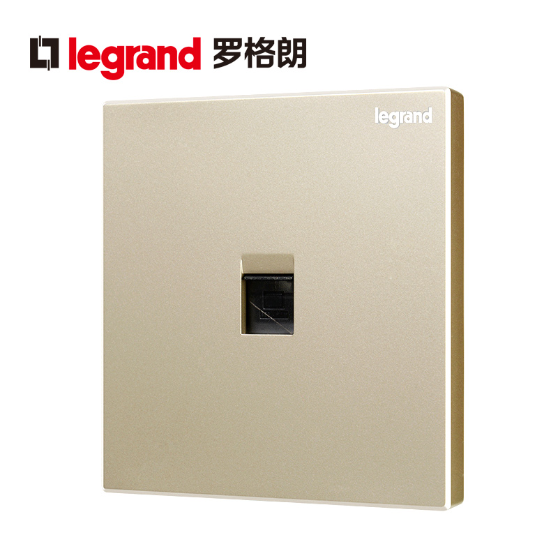 USD 51.68] Legrand switch socket panel official dictionary Golden ...
