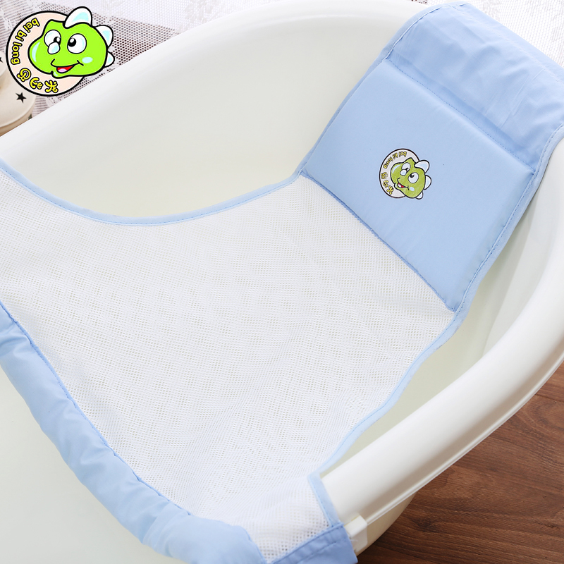 USD 9.63] Increase the baby shower holder non-slip Bath net baby ...