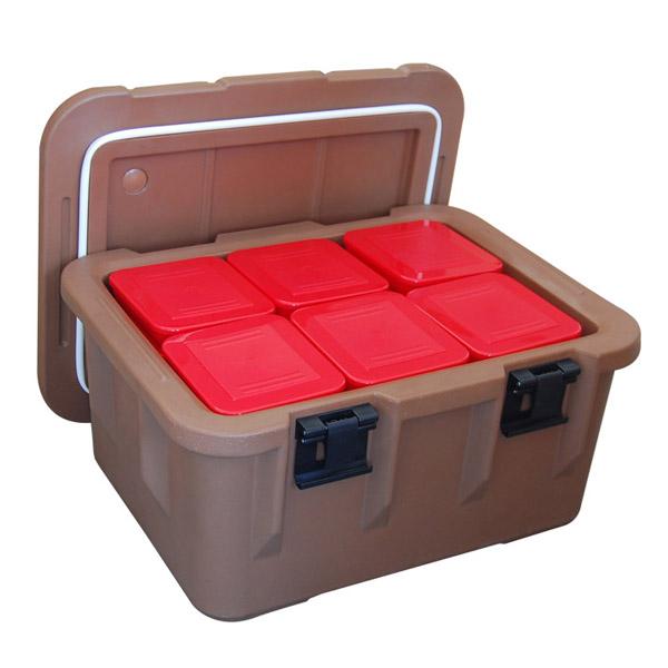 科扬70升/L冷藏箱食品保温钓鱼箱蔬菜水果冷箱运输户外野餐包PU