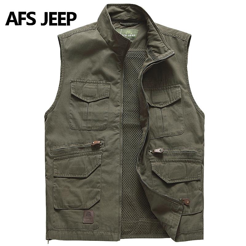 Безрукавка Afs Jeep mj2807