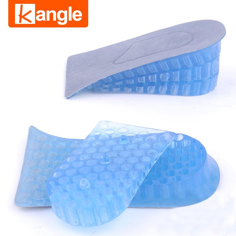 包邮真皮内增高鞋垫全牛皮鞋垫女式1cm/1.5cm/2cm/2.5cm/3cm/4cm