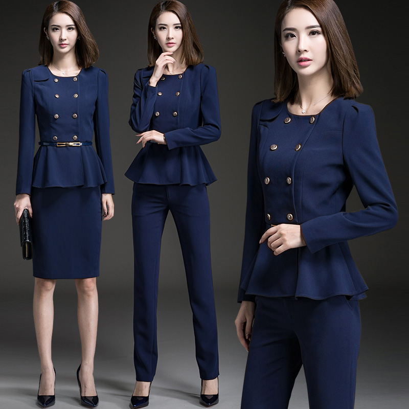 39a014bdce USD 189.32  Occupation wear women s suits spring and autumn long ...