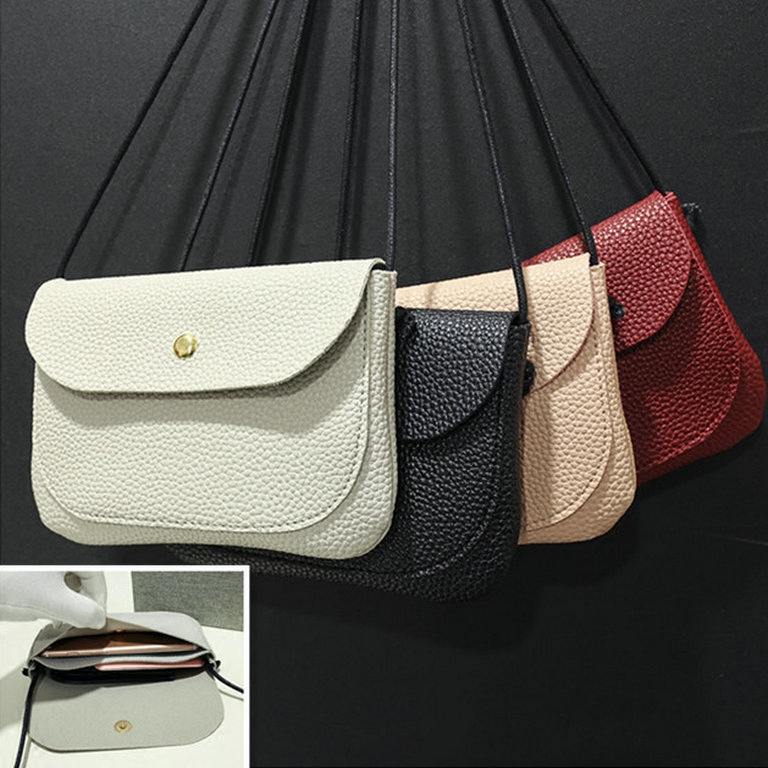 Màn hình lớn túi điện thoại di động ladies shoulder Messenger bag purse các nhà sản xuất bán buôn quầy hàng boutique các hoạt động túi quà