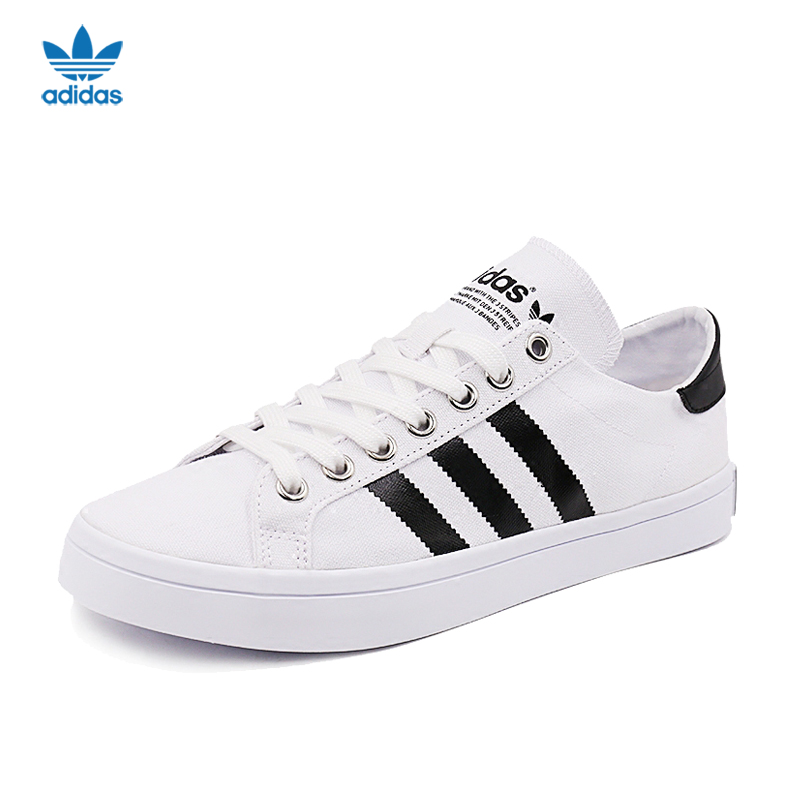 adidas low cut casual shoes