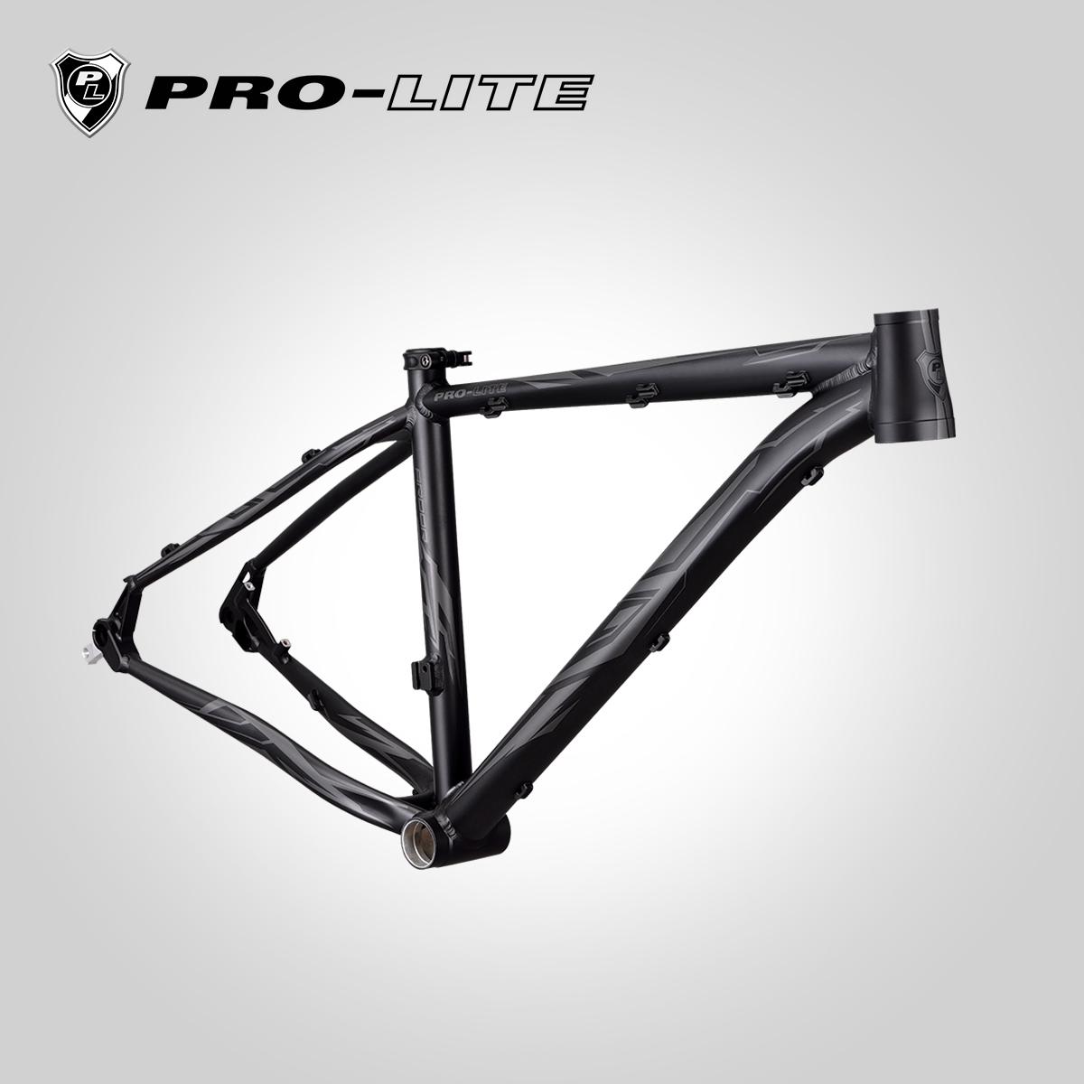 Pro-Lite自行车车架铝合金自行车架组装15寸17寸山地车车架26寸