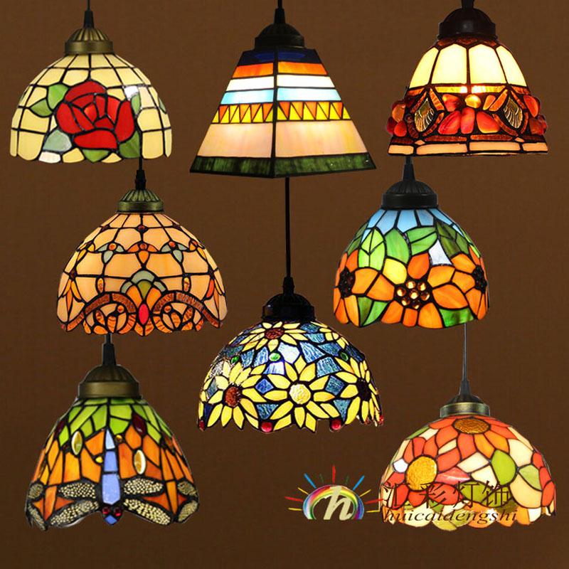 简欧美式乡村田园铁艺LED吸顶灯阳台过道玄关卧室衣帽间艺术顶灯