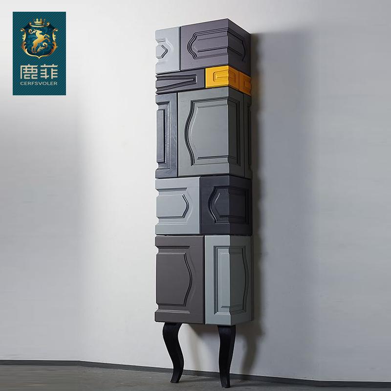 Олень филиппины искусство мебель сделанный на заказ после современный опираться на стена хранение кабинет CD кабинет нордический творческий книжный шкаф италии вино