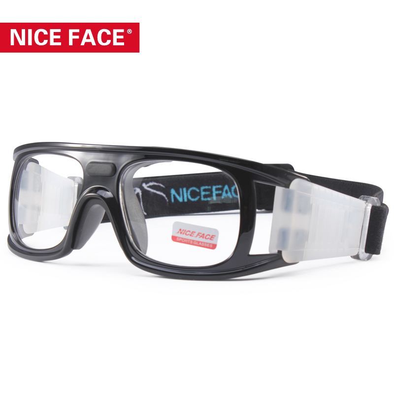 f76bcb6787 nice face basketball glasses play football basketball goggles glasses  anti-collision eyes can be equipped