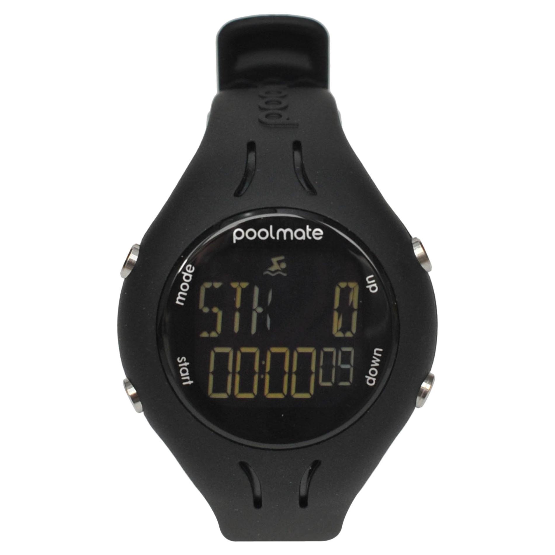 Đồng hồ bơi ngoài trời Poolovate PoolMate2 gấp lại đồng hồ đo vòng rung - Giao tiếp / Điều hướng / Đồng hồ ngoài trời