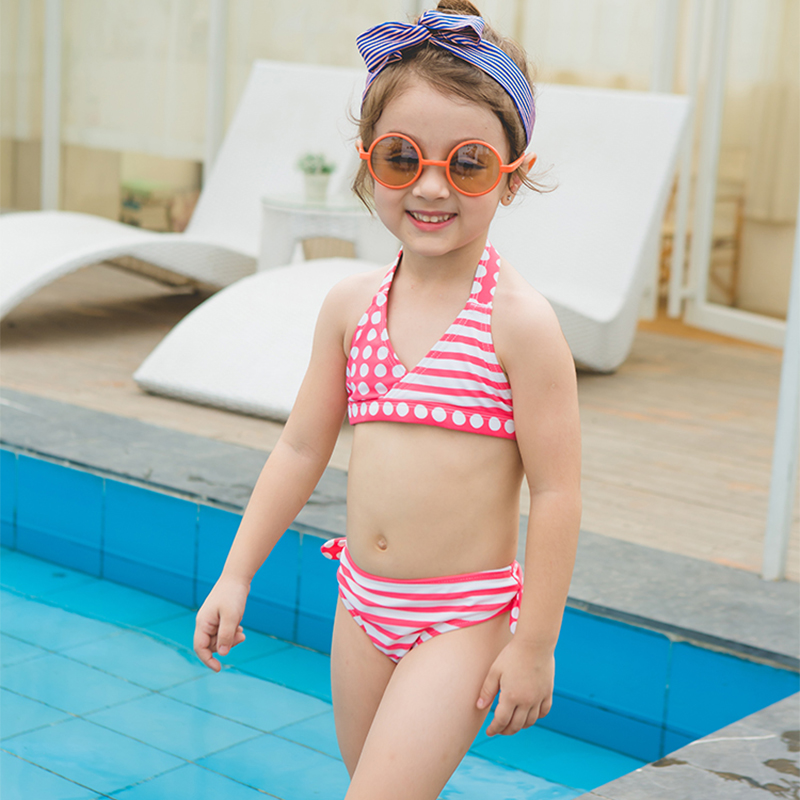 Children's swimsuit, girl's bikini, fashion swimsuit