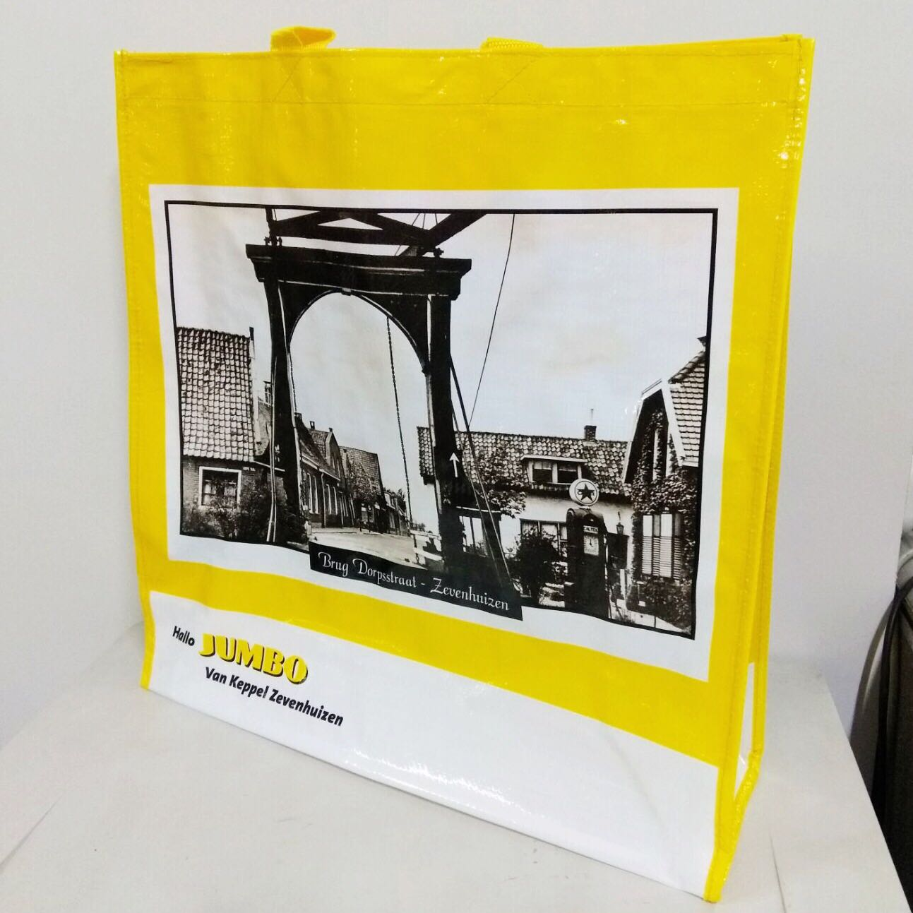 新款防水号女包超大复古便携折叠PVC环保袋购物袋容量手拎手提袋