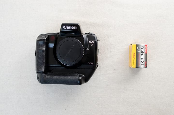 Камерная камера EOS5 для камеры EF5 EF может оснащаться ручкой VG-10【90-дневная гарантия замены】