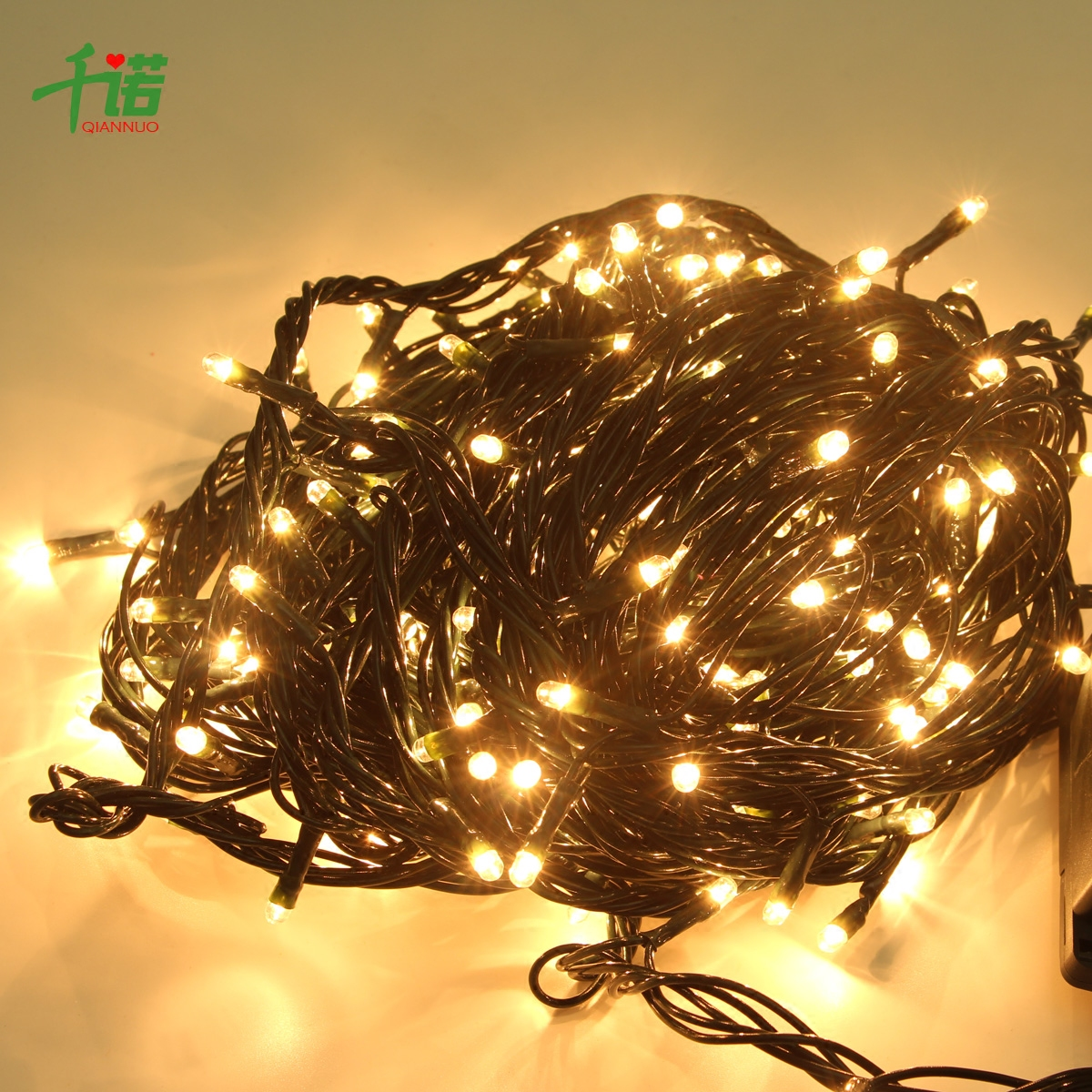thousands of light string 12 m 200 head light christmas lights lights festival decoration room full
