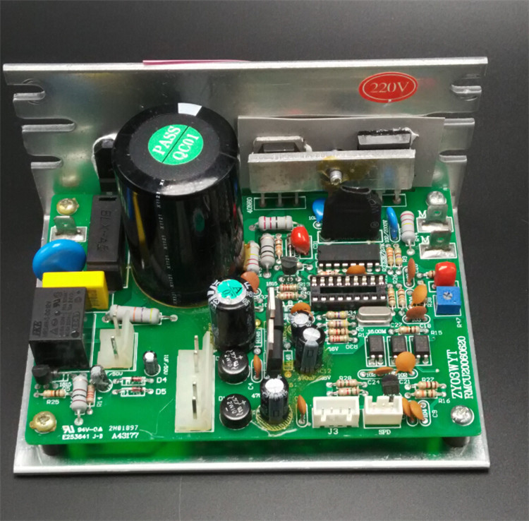 Sole Treadmill Power Requirements: ZY03WYT Treadmill Drive Board Yi Jian Treadmill Circuit