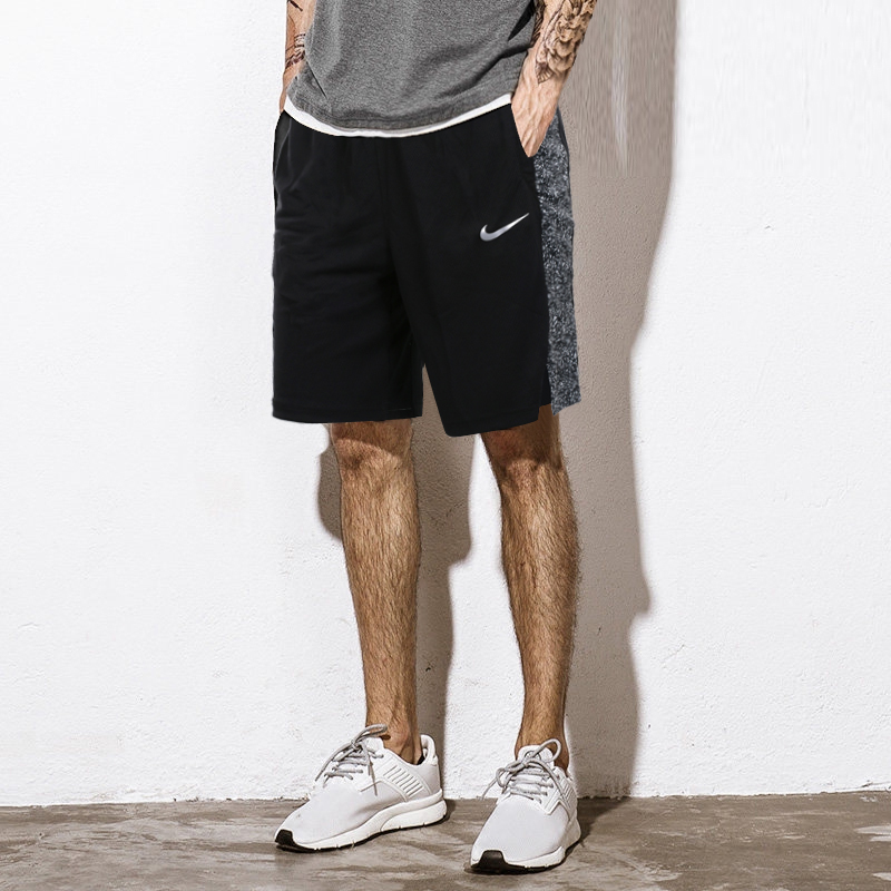 fd9baaac9f95 Nike shorts male 2018 summer new sports pants running large size pants  quick dry breathable shorts 831393