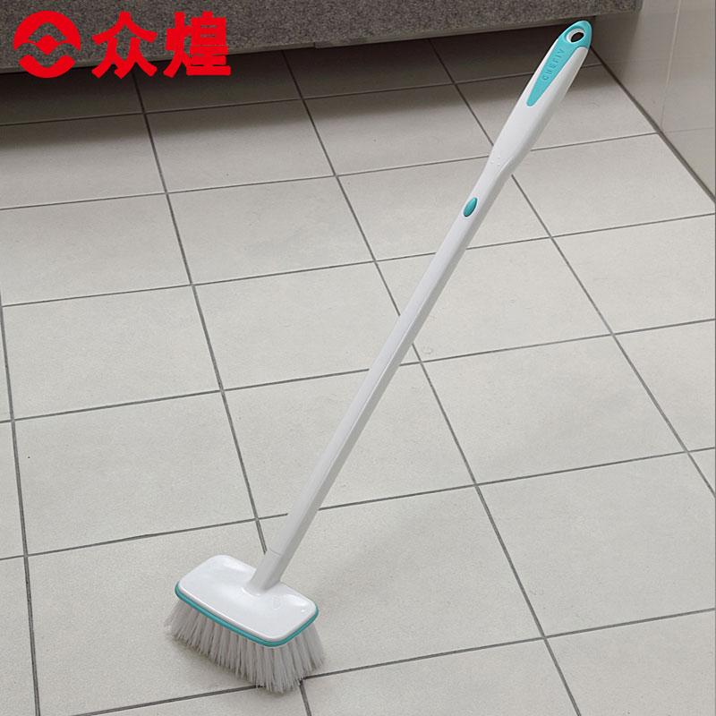 How To Clean Bathroom Floor Without Mop: All The Long Handle Brush Bathroom Clean Brush Soft Hair