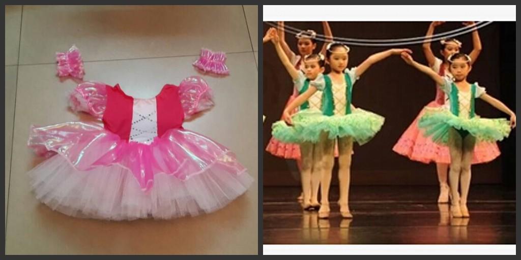 小荷风采公主的梦想舞蹈服 梦想的公主表演服装 公主梦想表演服装